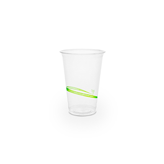 Compostable PLA Cold Cup