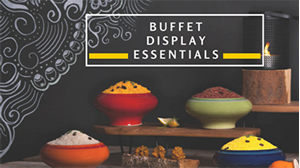 Buffet Display Essentials