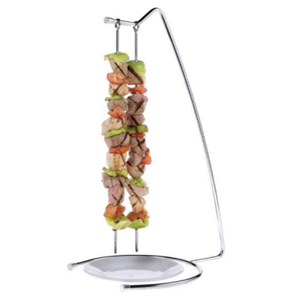 S/S Kebab Skewer Rack / Espetada 8mm Wire