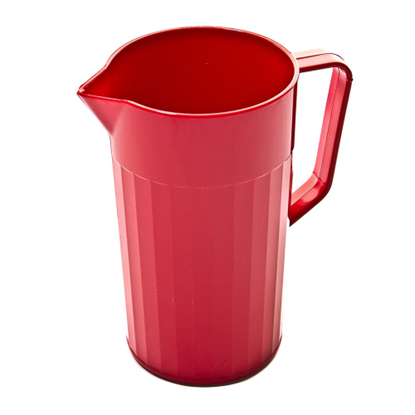 1.1 Ltr Polycarbonate Red Jug