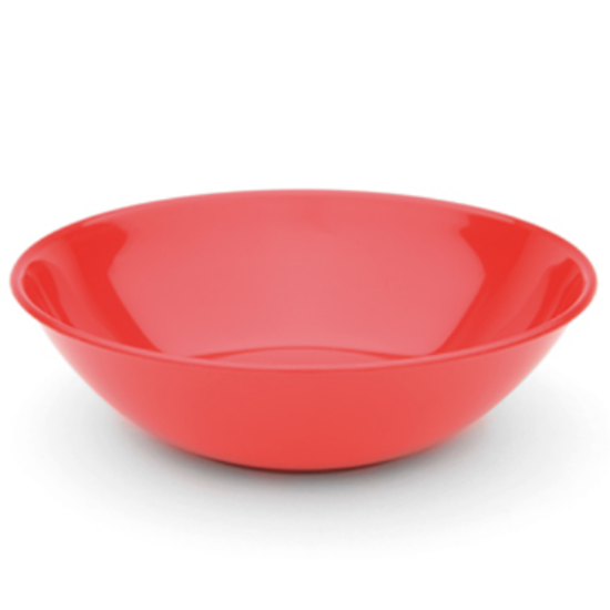 Red Polycarbonate Cereal Bowl 15cm