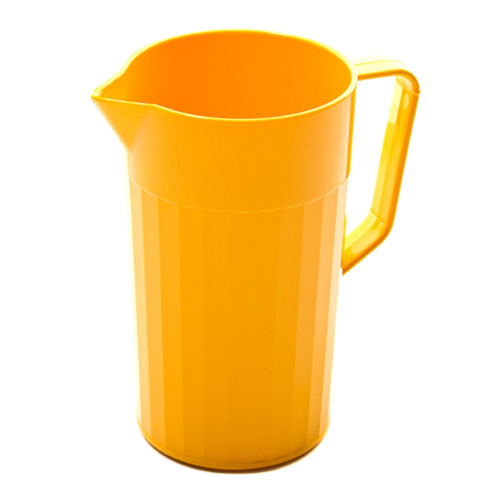 1.1 Ltr Polycarbonate Yellow Jug