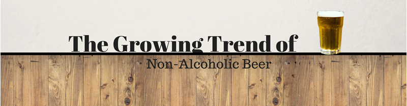 The Growing Trend of Non-Alcoholic Drinks