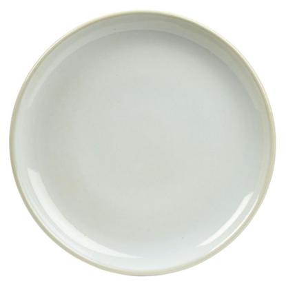 Terra Stoneware White Coupe Plate 27.5cm