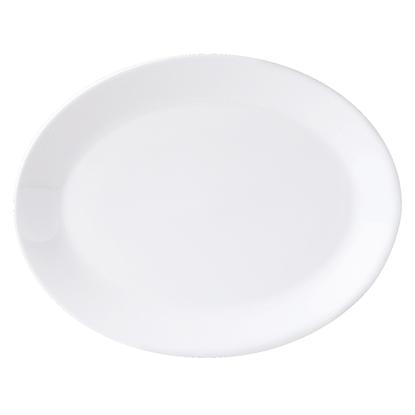 "Picture of Steelite Monaco 33cm (13"") Oval Regency Dish"