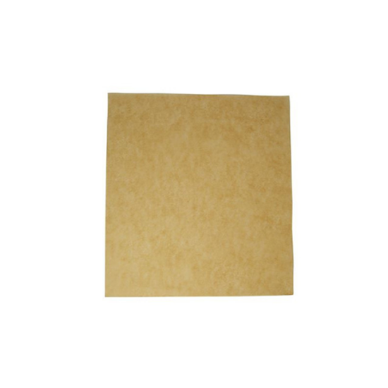 """Picture of Compostable Greaseproof Sheet 17x13.8"""" (43x35cm)"""