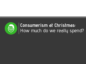 Consumerism at Christmas: How Much Do We Really Spend?