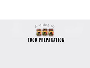 New Years Resolution's: A Guide To Food Preparation