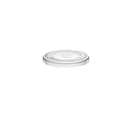 Flat Lid 95mm for Straw