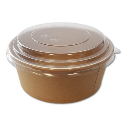 Picture of Kraft Lid for FPSALAD00750