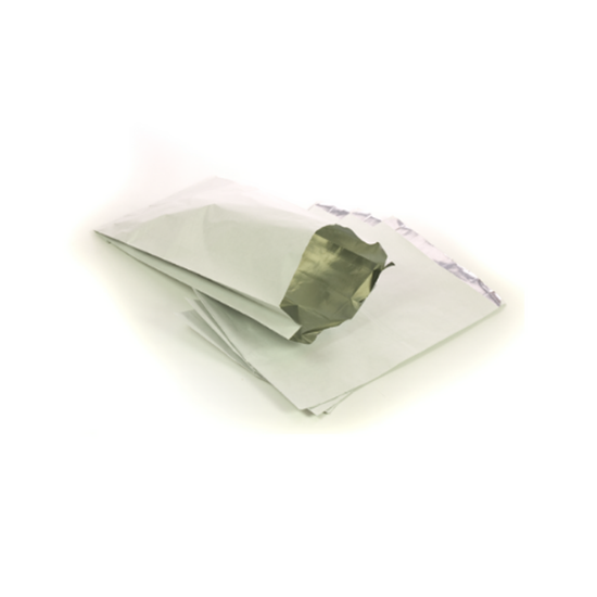 "Picture of Foil-lined Paper Bag 2.8x3.5x4.7"" (7x9x12cm)"
