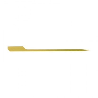 Large Bamboo Paddle Skewer