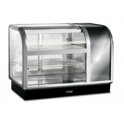 Picture of Lincat Refrigerated Merchandiser Curved 213 Litre
