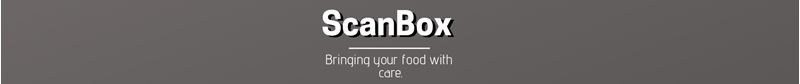 Scanbox: Food Transportation Storage Box