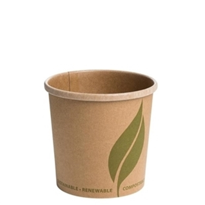 Picture of Kraft Brown Soup Containers 35.5cl (12oz)
