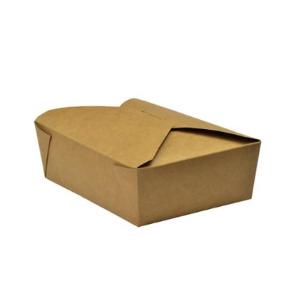 Picture of No.3 Kraft Food Carton 180cl (60.9oz)