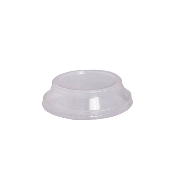 Picture of Flat Domed Lid For 9oz & 12oz Granola Cup