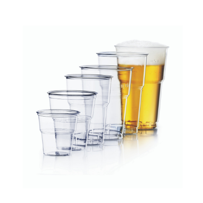 Picture of Flexy PLA Cup Compostable Half Pint 29.6cl (10oz)