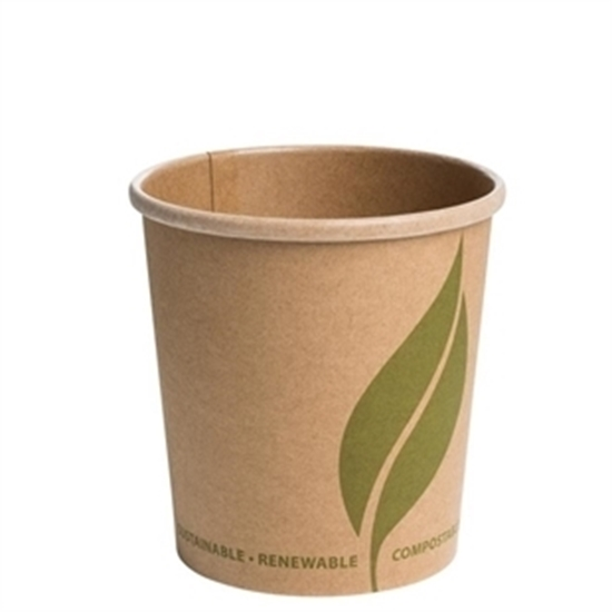 Picture of Kraft Brown Soup Container 47.3cl (16oz)