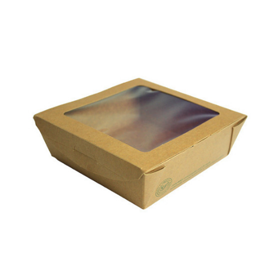 Picture of Medium Compostable Salad Box 65cl (22oz)