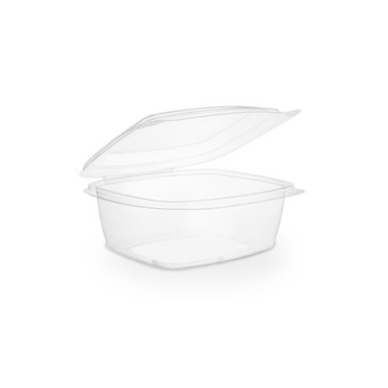 PLA Hinged Deli Container