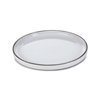 Caractere Round Plate Side Profile