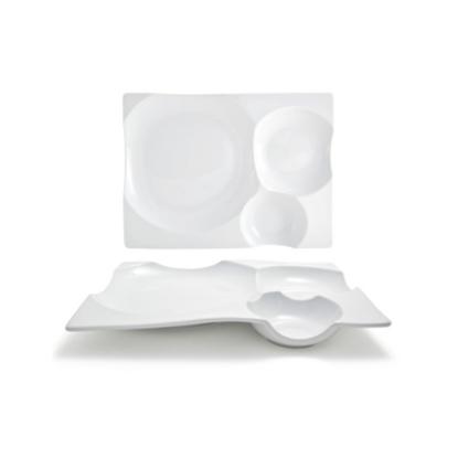 """Picture of Harmony Bento Plate 12x9"""" (30.5x22.8cm)"""