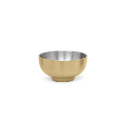 Picture of Harmony Bowl Matte Brass 29.6cl (10oz)
