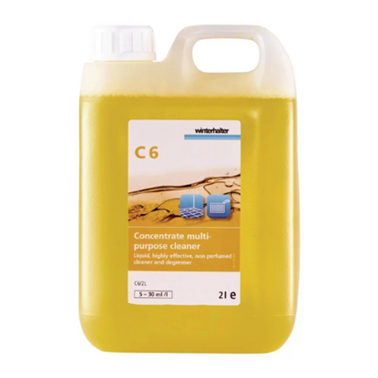 Picture of Winterhalter C6 Multi-Purpose Cleaner and Degreaser Super Concentrate 5L