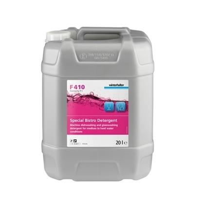 Picture of Winterhalter F410 Special Bistro Dishwashing Detergent 20L