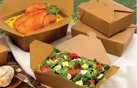 Picture for category Compostable Food Containers & Lids