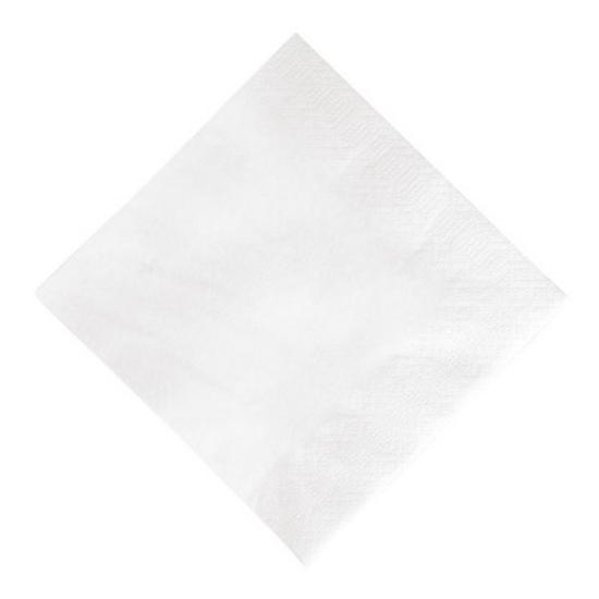 White Napkin 33cm