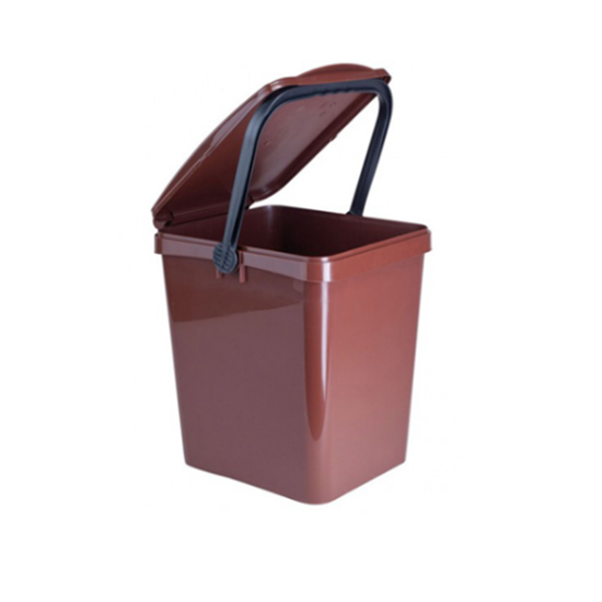 Brown Ubra 7L Foodwaste Caddy