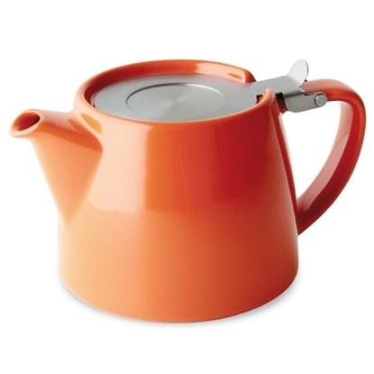 Picture of Forlife Stump Teapot Orange 40cl (13oz)