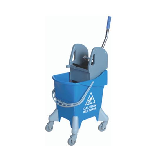 Picture of Blue Mop Bucket & Wringer