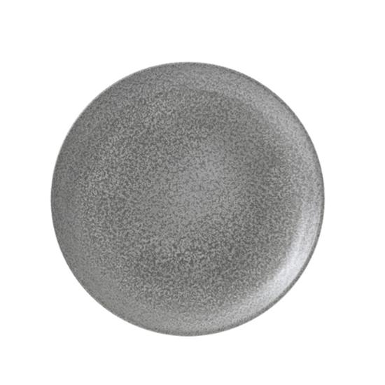 Dudson Evo Origins Grey Coupe Plate