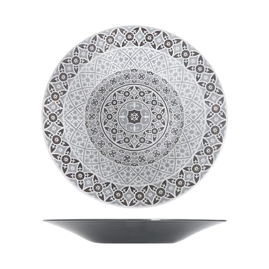 Picture of Marrakesh Grey Melamine Bowl 6.5L