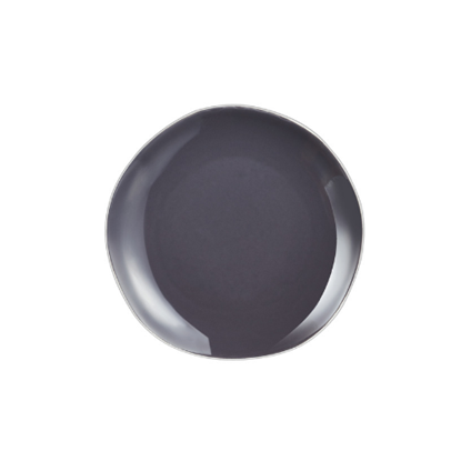 "Picture of Rocaleo Dark Grey Side Plate 6.3"" (16cm)"