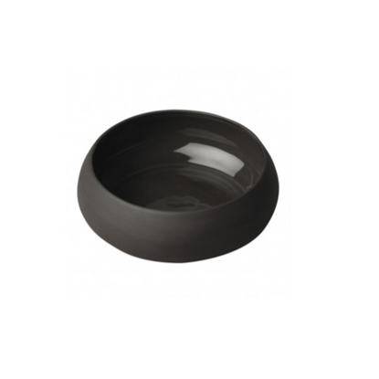 Picture of Bahia Carbon Black Cassolette Bowl 50cl (16.9oz)