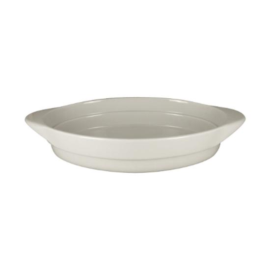 RAK Neo F Sand White Oval Platter 37.2x25x6cm