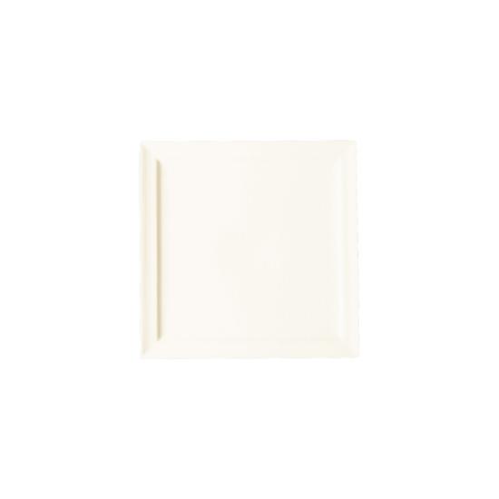RAK C Gourmet Square Flat Plate 17 X 17cm