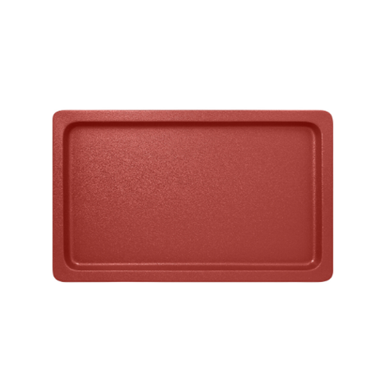 RAK Neo Magma Red Gastronorm Pan 1/1F