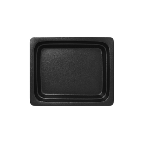 RAK Neo Volcano Black Gastronorm Pan 1/2 (330cl)