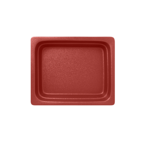 RAK Neo Magma Red Gastronorm Pan 1/2 (330cl)