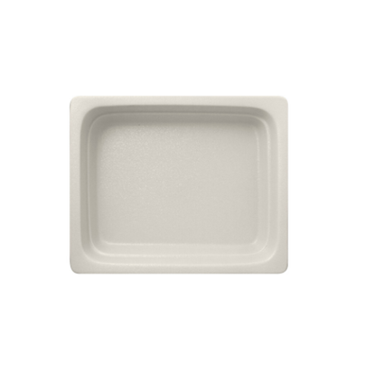 RAK Neo Sand White Gastronorm Pan 1/2 (330cl)