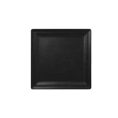 RAK Neo Volcano Black Square Flat Plate 30cm