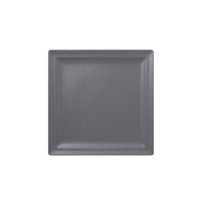 RAK Neo Stone Grey Square Flat Plate 30cm