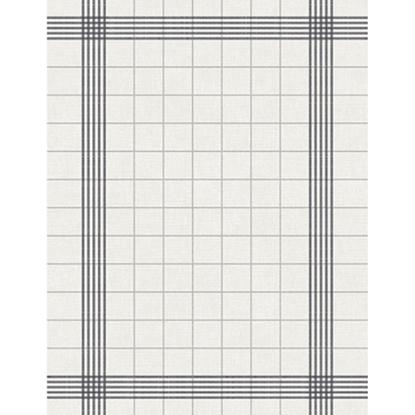 38 x 54cm Black Towel Napkin