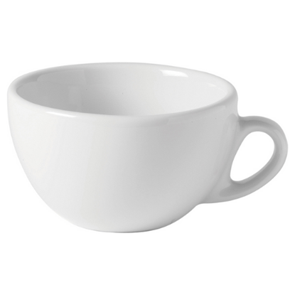 Apollo White Cappuccino Cup