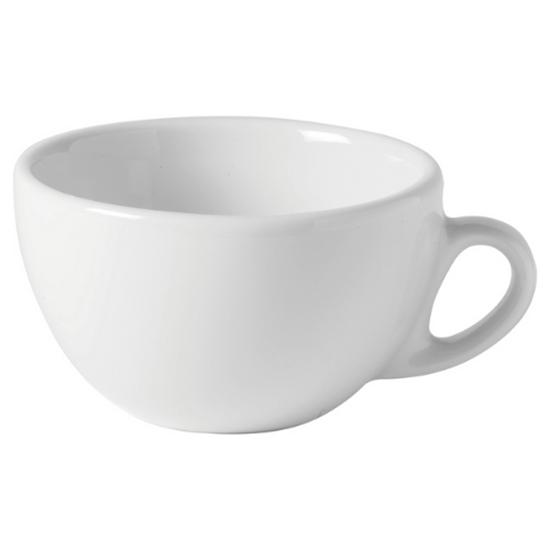 Apollo White Cappuccino Cup